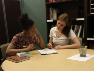 Tutoring in USM's Writing Center